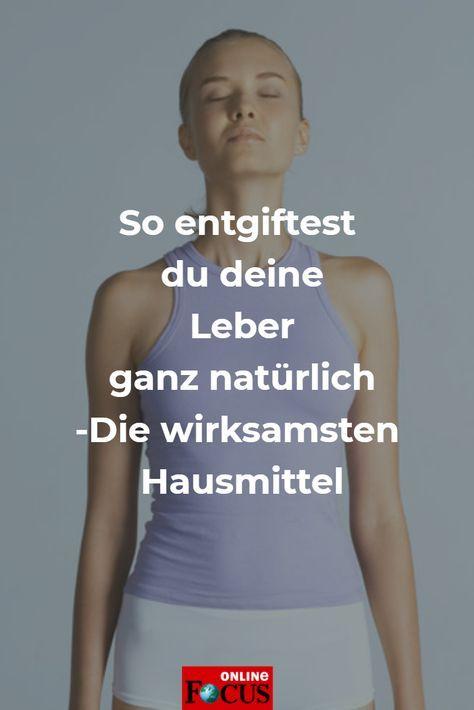 Krankheiten vorbeugen: So entgiftest du deine Leber ganz natürlich – arthax-immobilien.de