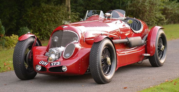 Unique Bentley 6.5 Litre Supercharged Petersen