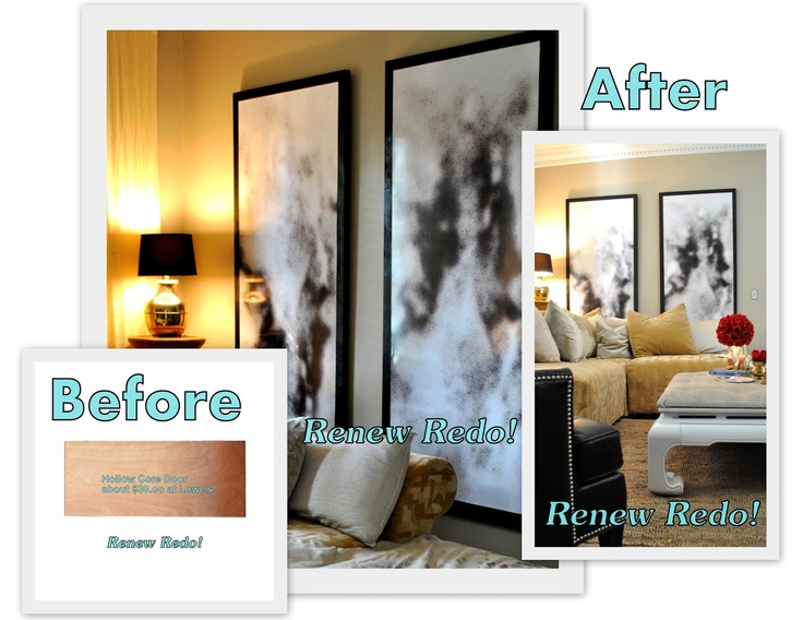 ReNew ReDo!: What Can You Do With Hollow Core Doors?!