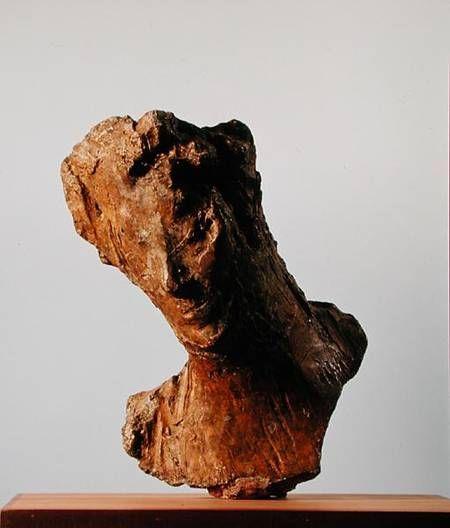 Medardo Rosso, Head of Yvette Guilbert, 1894
