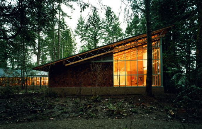Libraries architects and projects on pinterest for Jim cutler architect