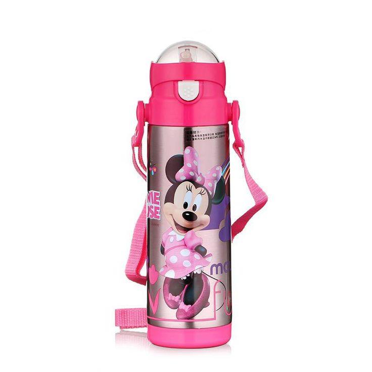 Free Shipping Children Water Bottle Safe Drinking Bottle Thermos Stainless Steel Bottle My Bottle