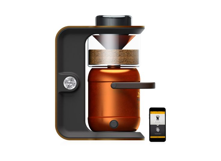MiniBrew Smart Beer Brewing Machine $1950 | Honestly not sure how I feel about this....