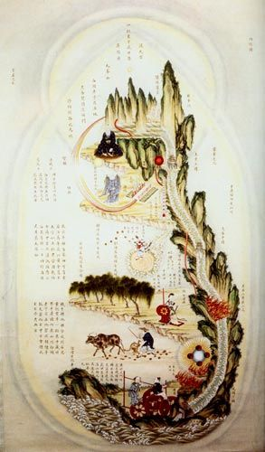 Chinese Alchemy & The School of Complete Reality - Esoteric Online The Path of The Microcosmic Orbit In  Chinese Alchemy