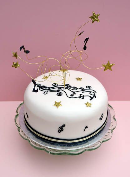 1000+ images about Cakes for Music Lovers on Pinterest ...