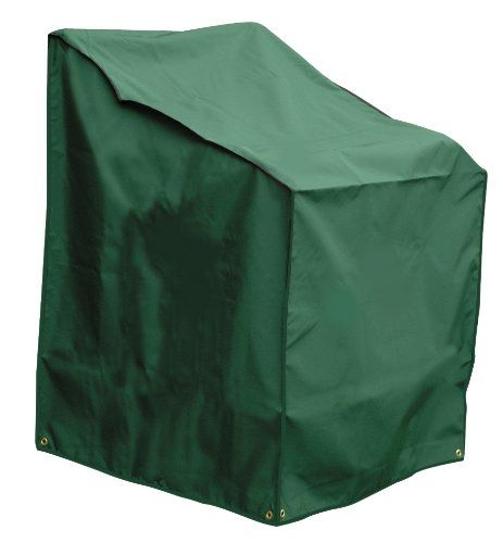 """Bosmere C571 Adirondack Cover 33"""" Wide x 41-1/2"""" Deep x 43"""" High at Back Green"""