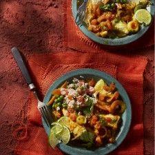 viscurry met kabeljauw en koriander 25 min 6 kh