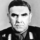 Ante Pavelic was the leader of the Croatian Republic, a Nazi puppet state during World War Two. After the war, he fled to Argentina. He died in Spain in 1959.