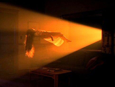 Samantha Mulder's abduction