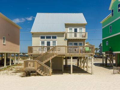 10 best marilyn s cottage 3bd 3ba gulf front house images on rh pinterest com gulf shores cottages on the beach gulf shores cottage rentals