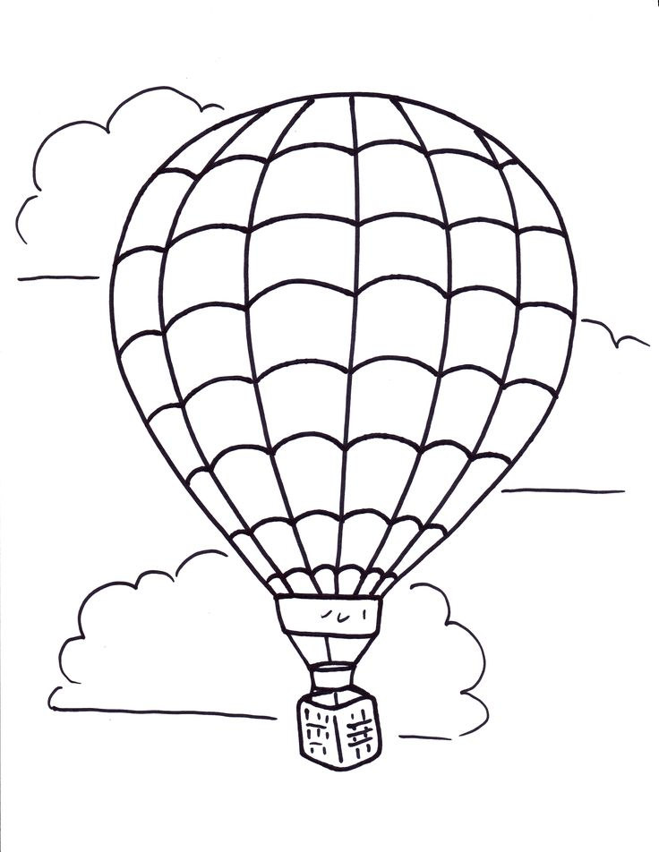 related hot air balloon coloring pages item 11522 hot air balloon coloring