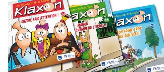 Livres disponibles dans les agences Axa ou à commander gratuitement sur le site www.route.axaprevention.fr.