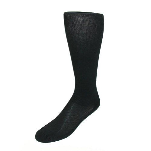 Windsor Collection Cushion Walking Socks Windsor Collection. $15.00. Gradual compression for added support. Measures 1 3/8 in wide. Constructed of 75% CoolMax, 20% Spandex, 5% Elastic. Comfort in shoes with flat toe seams. Additional cushioning. Save 42%!