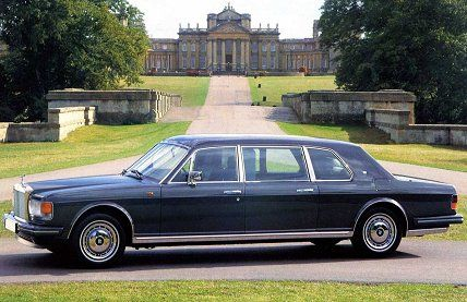 Rolls-Royce Silver Spur II Touring Limousine