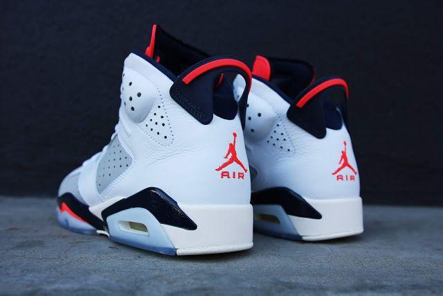 buy online e0af7 f2705 Swag Craze: First Look: Nike Air Jordan 6 'Tinker Hatfield ...