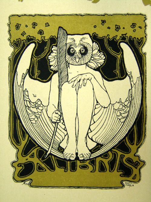 arcana arcanissima: koloman moser
