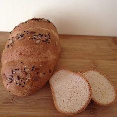 Új ünnepi paleo kenyér (magliszt-mentes paleo kenyér változatban is) ~ Éhezésmentes Karcsúság Szafival