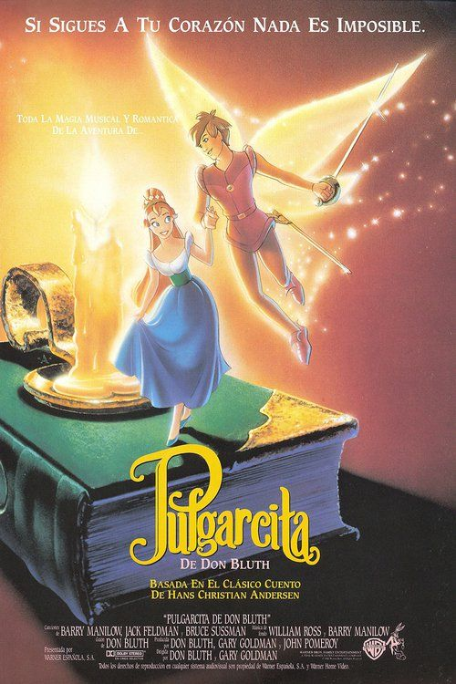 Watch Thumbelina Full Movie Online