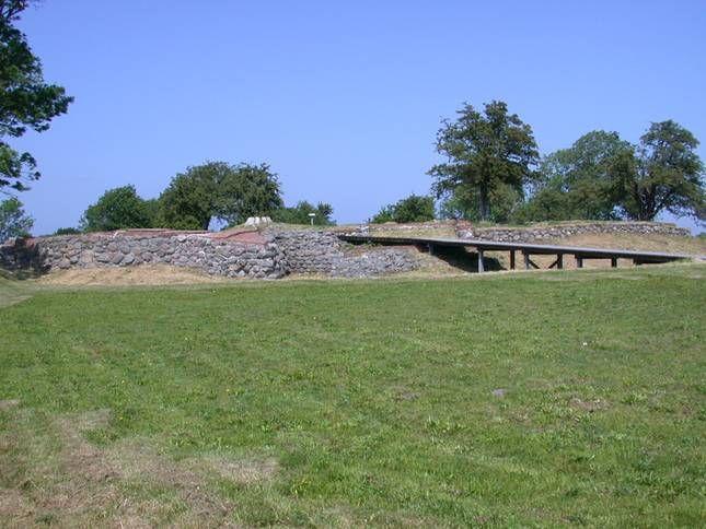 Ruiner - Søborg Slot - Nationalmuseet