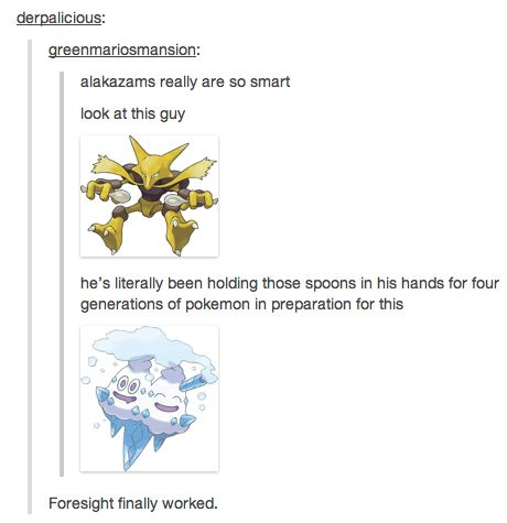 Lol Pokemon tumblr