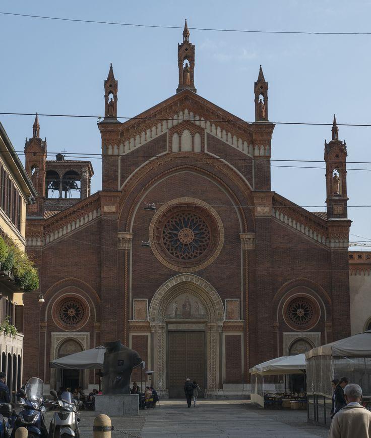 Kirche in Mailand