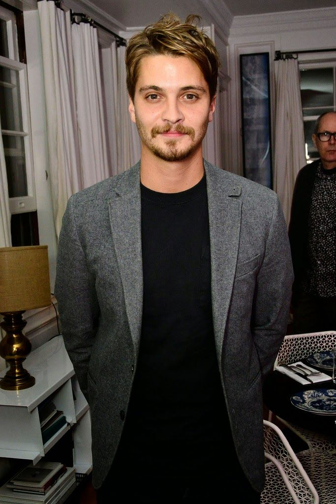 Luke Grimes Photoshoot Fifty shades updates: photos: luke grimes at the art of elysium