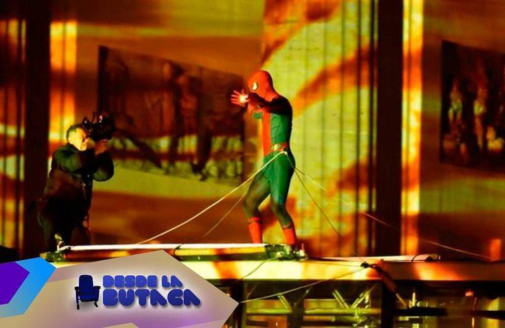 #PeterParker toma el autobús en nuevas imágenes de rodaje de #Spiderman #Homecoming Lee más al respecto en http://ift.tt/1hWgTZH Lo mejor del Cine lo disfrutas #DesdeLaButaca Siguenos en redes sociales como @DesdeLaButacaVe #movie #cine #pelicula #cinema #news #trailer #video #desdelabutaca #dlb