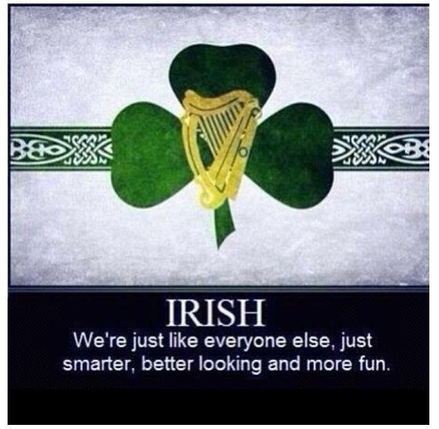 Irish pride and truth
