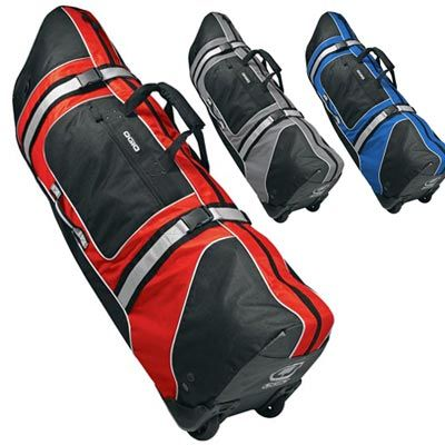 Ogio Golf Ogio Straight Jacket Golf Travel Cover 2008 The Straight Jacket lives up to its name by providing exceptional stability and security to your gear. Constructed with heavy grade materials this durable soft-sided bag includes inline skate wheels http://www.comparestoreprices.co.uk/golf-bags/ogio-golf-ogio-straight-jacket-golf-travel-cover-2008.asp