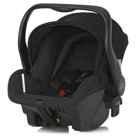 Автокресло Britax Romer Primo Cosmos Black  — 12870р. ---------- Primo от Britax Romer - универсальный аксессуар для путешествий с малышом с первых дней жизни, совмещающий в себе функции люльки-переноски, качалки и автомобильного кресла группы 0+. Модель оборудована глубоким солнцезащитным капором, удобной ручкой для переноски и трехточечным ремнем безопасности, а также укомплектована съемным вкладышем-подголовником для правильного расположения и поддержки важных зон тела новорожденного…