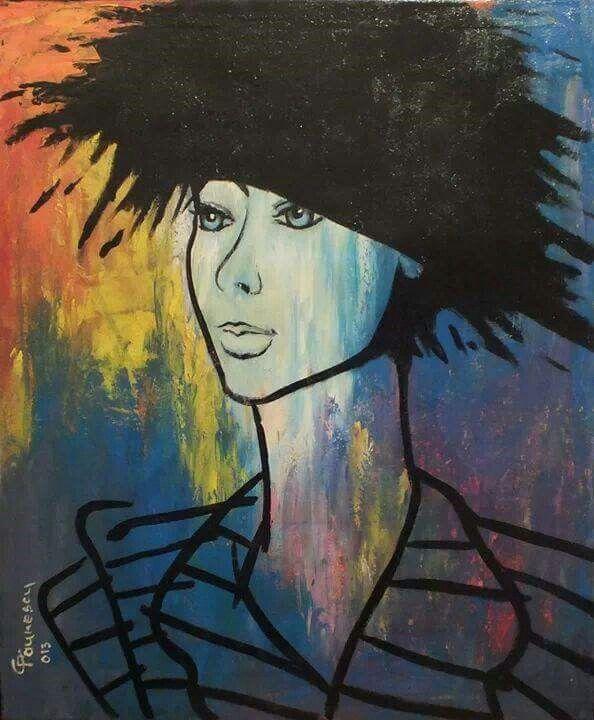 Diva-art by Constantin Paunescu