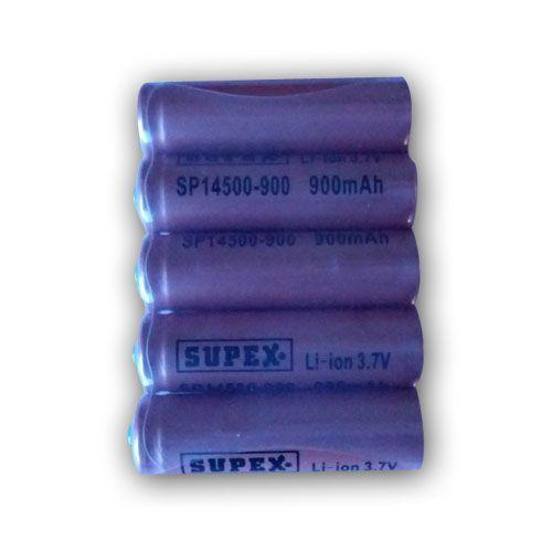 GP SUPEX ŞARJLI Lİ-LON LİTYUM PİL 5'Lİ PAKET (SP14500-900) - 50.76 TL + KDV