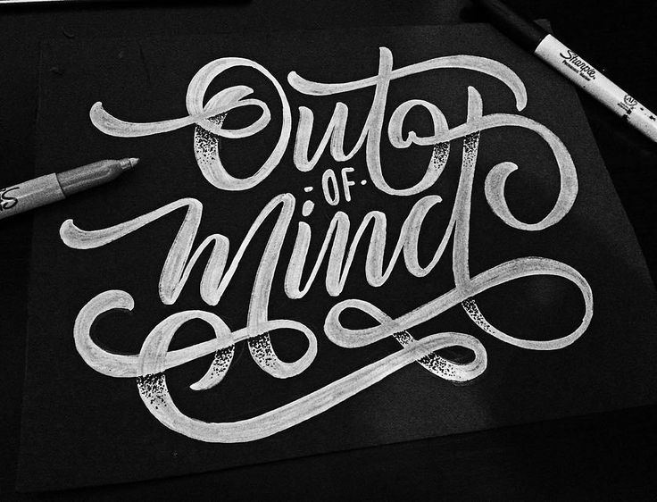 Beautiful flourishes in this work by @champolatype | #typegang if you would like to be featured | typegang.com | typegang.com #typegang #typography