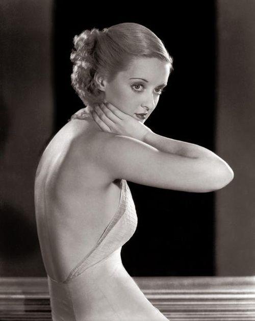 1920S Fashion Icons | Bette Davis Vintage Icon Blog Fashion Style Glamour 1920s twenties 20s ...