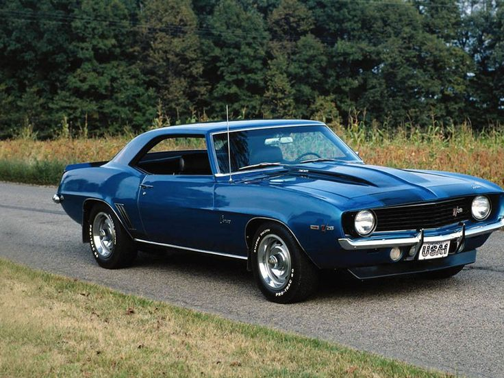 Most Affordable Classic Muscle Cars