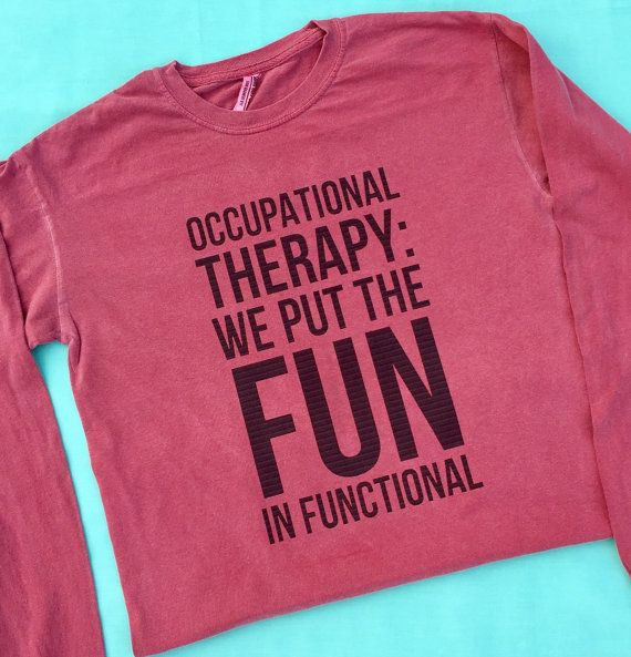 Occupational Therapy assistant OTA PT by nosleepnovelties on Etsy