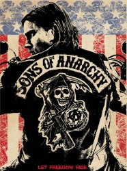 6. Sons of Anarchy