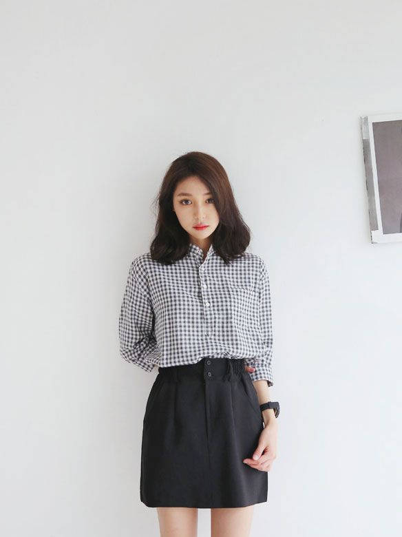 Urbankorea Outfits Pinterest Skirts Style And