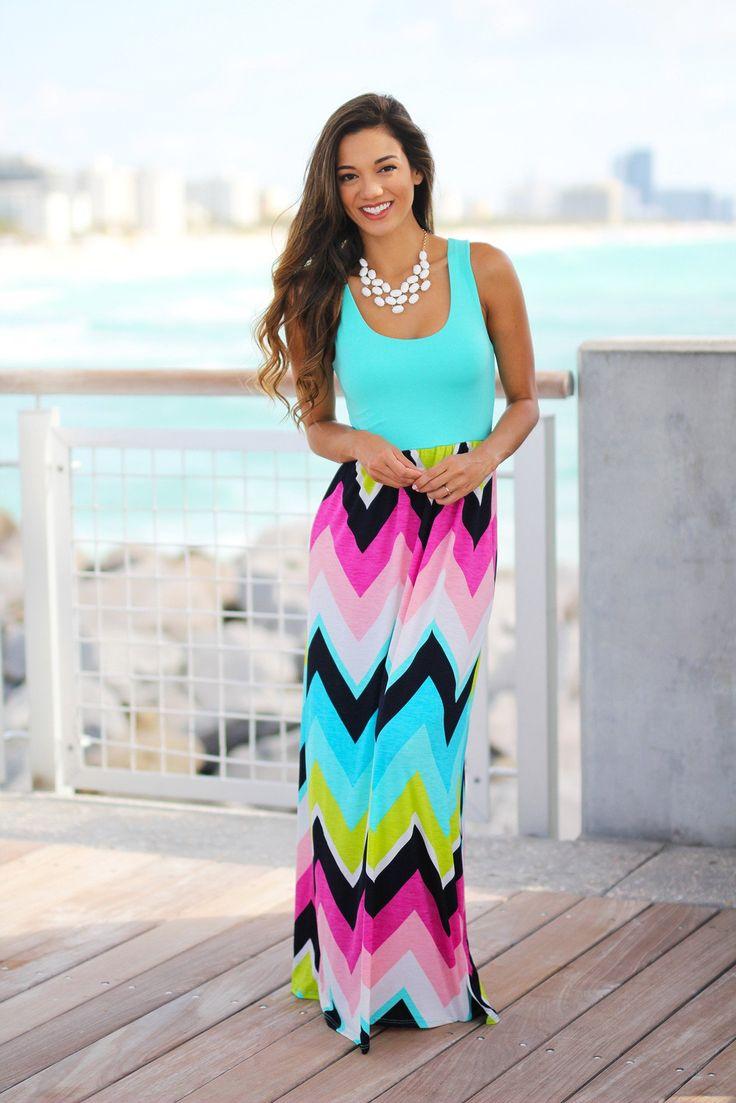 multi color sleeveless dress