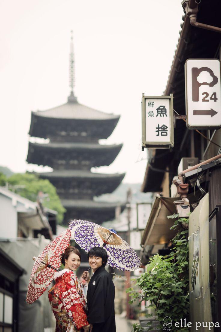 京都らしい背景