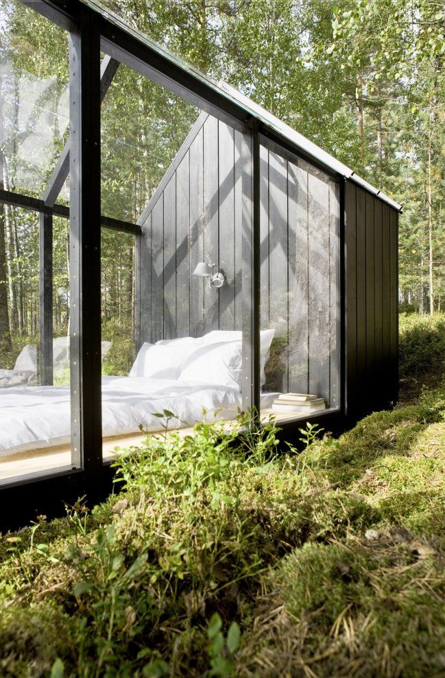 Unique Garden Sheds | it is a unique prefabricated garden shed that combines a green house ...