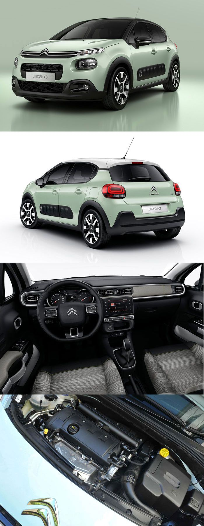 2017 citroen c3 wears cactus costume get more details at https www