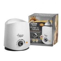 http://idealbebe.ro/tommee-tippee-closer-to-nature-incalzitor-de-biberoane-p-9362.html Tommee Tippee - Closer to Nature Incalzitor de biberoane