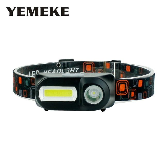 Led Headlamp Usb Rechargeable Xpe Cob Led Torch Head Flashlight On Forehead Headlamp 18650 For Camping Working Climbing Review Rechargeable Headlamp Led Headlamp Led Flashlight