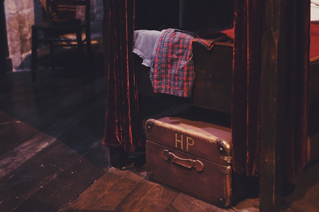Harry Potter trunk