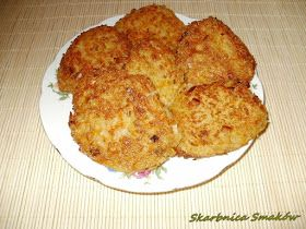 Skarbnica Smaków: Kotlety ryżowe