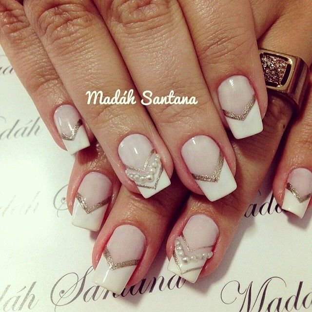 Instagram photo by madahsantana  #nail #nails #nailart