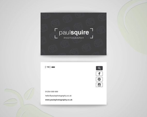 17 best business card inspiration images on pinterest business photography business card reheart Image collections