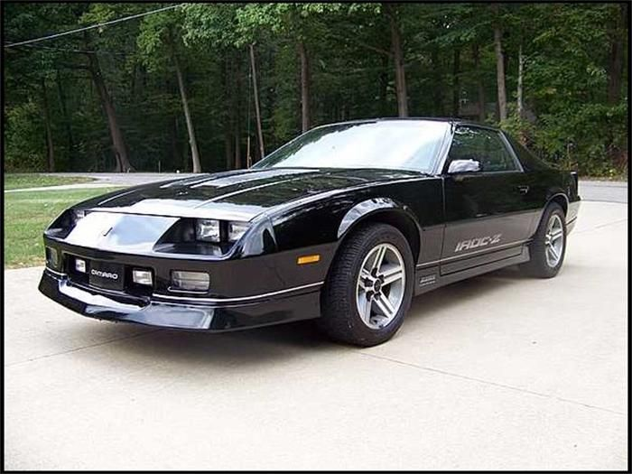1989 Chevy Camaro Sweet!!