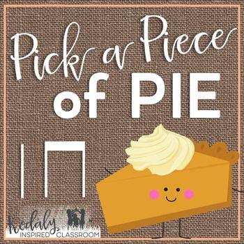 Pick a Piece of Pie Rhythm Game: ta and titi
